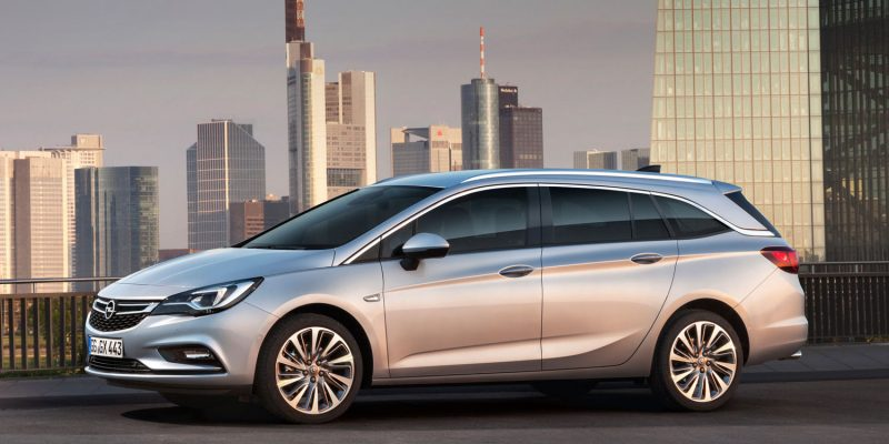 Opel Astra Sports Tourer: un familiar muy competente 1