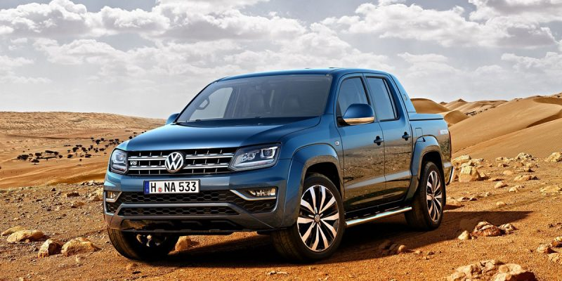 Volkswagen Amarok, un pick-up más robusto 1