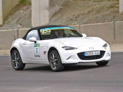 Michelin y Mazda ganan las ECO series 1