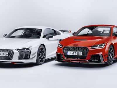 Audi Sport Performance Parts: Caprichos de competición 3