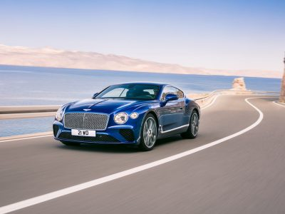 BENTLEY CONTINENTAL GT, LUJO AL CUADRADO 15