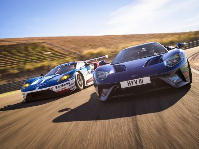 El enfrentamiento definitivo de Ford Performance 1